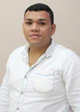 Candidato Diego Silva do Park 1823
