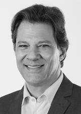 Candidato Fernando Haddad 13