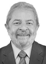 Candidato Lula 13