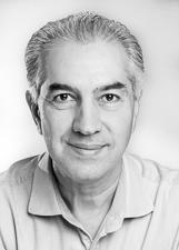 Candidato Reinaldo Azambuja 45
