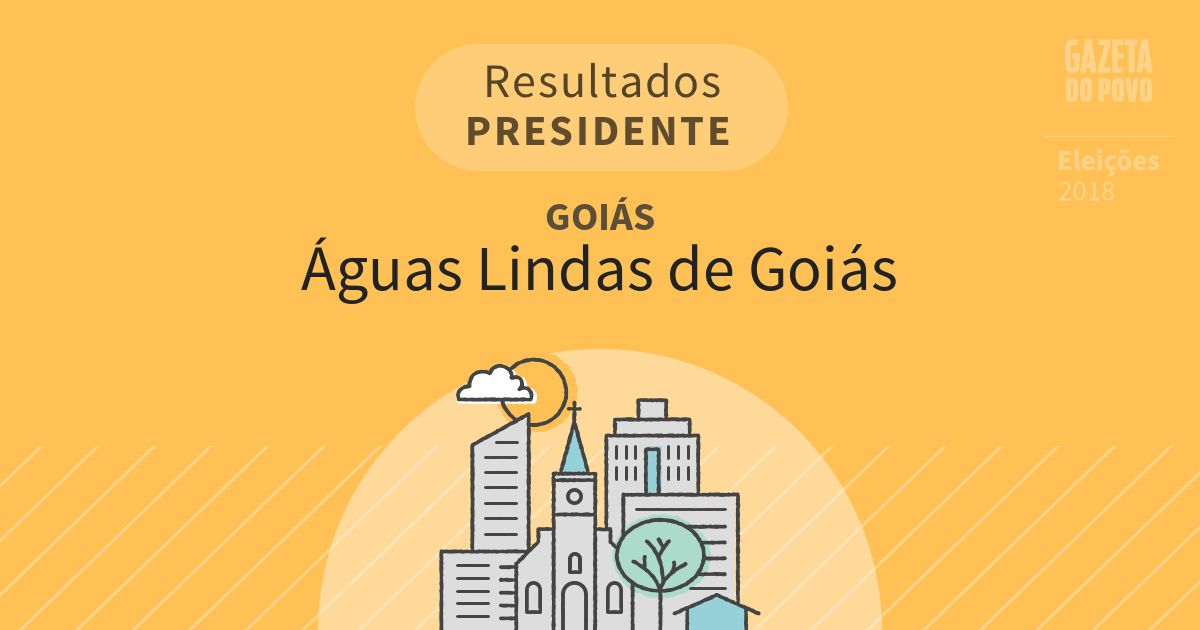 Resultados para Presidente em Goiás em Águas Lindas de Goiás (GO)