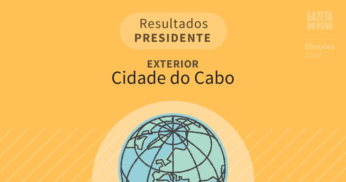 Resultados para Presidente no Exterior em Cidade do Cabo (Exterior)