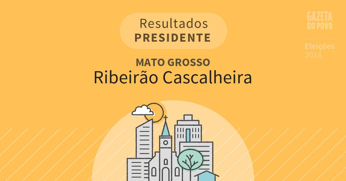 Resultados para Presidente no Mato Grosso em Ribeirão Cascalheira (MT)