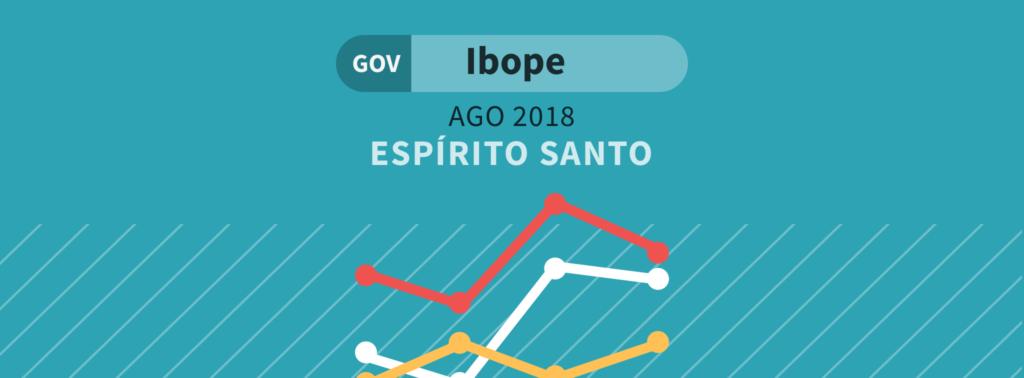 Ibope ES para governador mostra Renato Casagrande na liderança