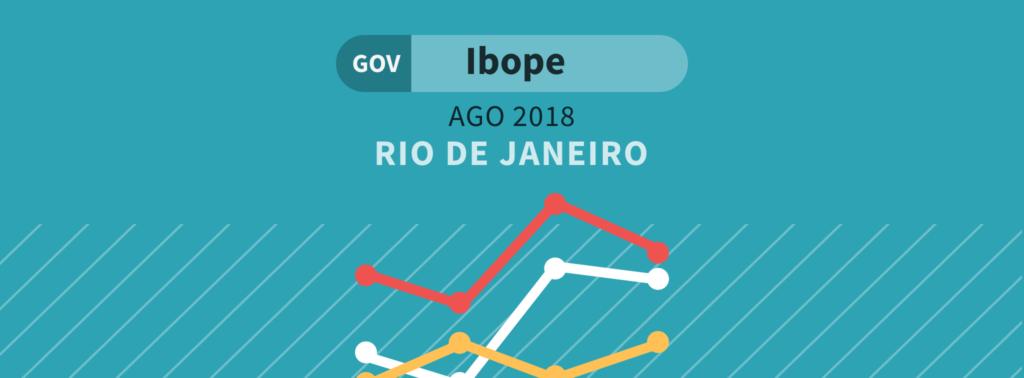 Pesquisa Ibope RJ: Empate entre Romário, Eduardo Paes e Garotinho
