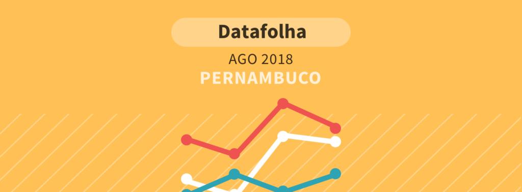 Datafolha: Lula venceria no primeiro turno em Pernambuco