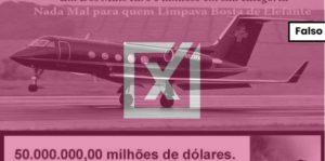 Propriedade de jato atribuído a Lulinha é de empresa americana