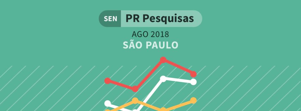 Paraná Pesquisas: Eduardo Suplicy lidera disputa ao Senado em SP