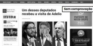Adélio esteve na Câmara em 2013 mas ainda não se sabe se visitou deputados do PSOL