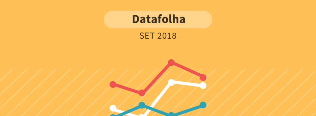 Datafolha: Bolsonaro lidera; Haddad alcança 16% e Ciro tem 13%
