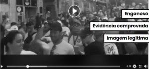 Manifestação pró-Bolsonaro em Israel é real, mas pega carona em celebração judaica