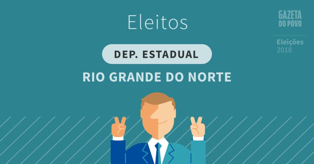 Deputados estaduais eleitos no Rio Grande do Norte