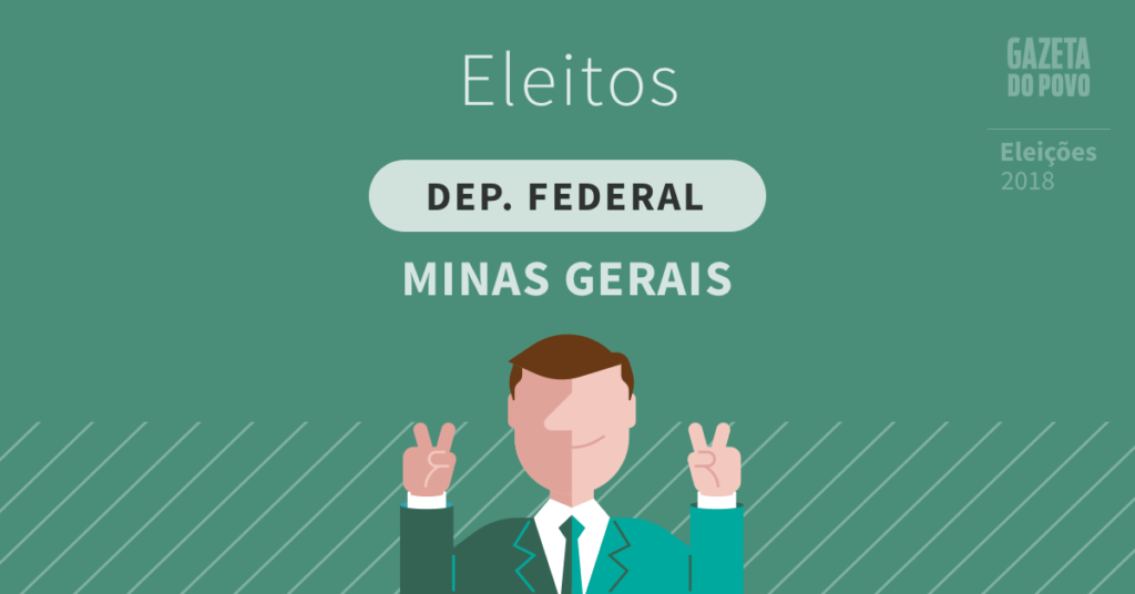 Deputados federais eleitos em Minas Gerais