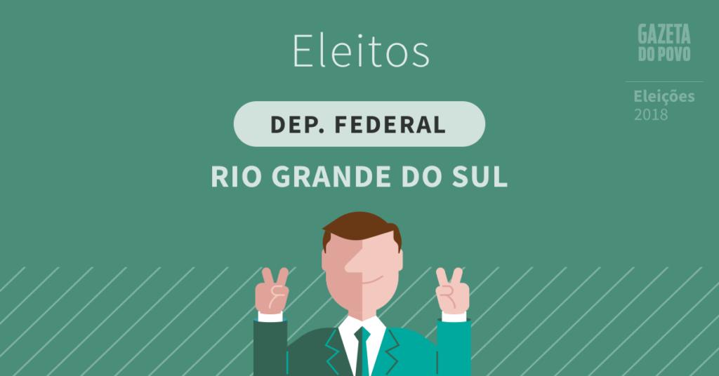 Deputados federais eleitos no Mato Grosso do Sul
