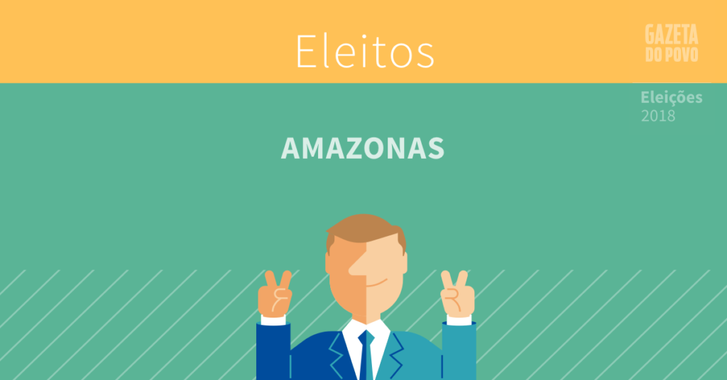 Quem foi eleito no Amazonas