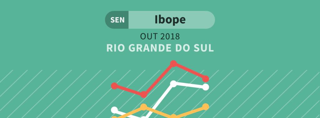 Ibope para o Senado pelo RS: Paulo Paim tem 23%; José Fogaça, 20%; Beto Albuquerque, 16%