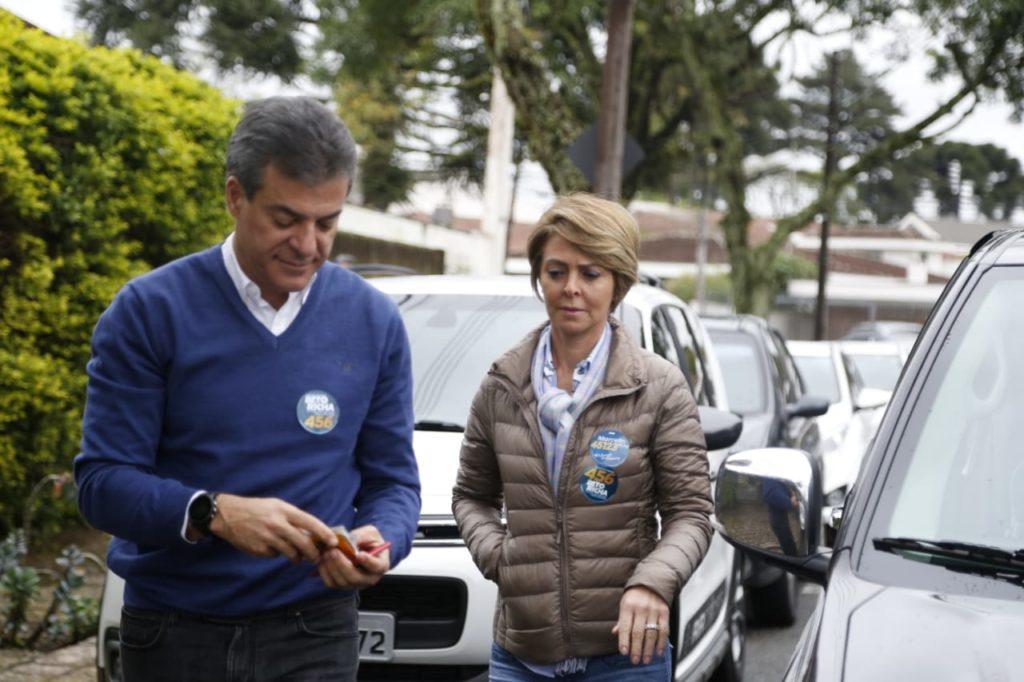 """Beto Richa diz que """"barbárie"""" acirrou disputa pelo Senado"""