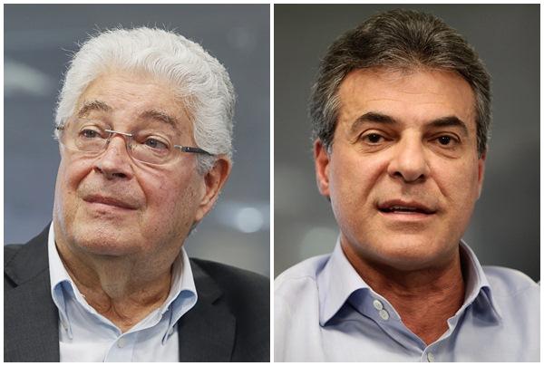 Fora do Senado, Requião atribui derrota a voto útil anti-Beto Richa