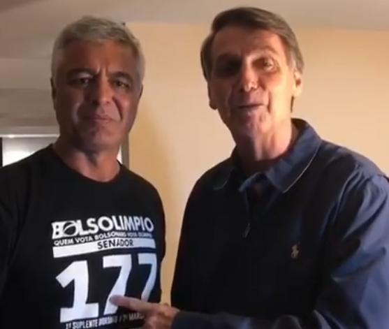 Candidatos ligados a Bolsonaro surpreendem em pesquisas de boca de urna do Ibope
