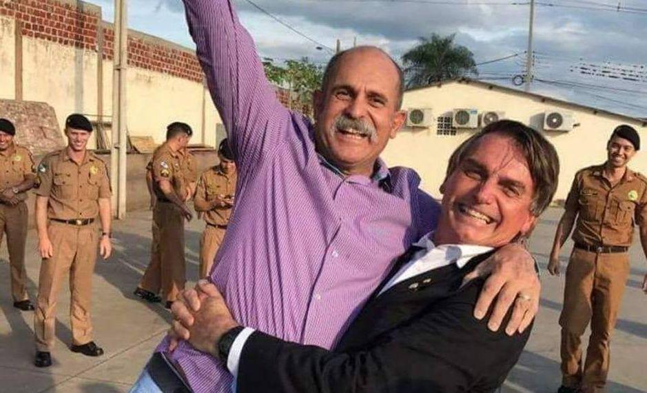 """""""Quero cortar benefícios de bandidos"""", diz deputado federal mais votado no Paraná"""