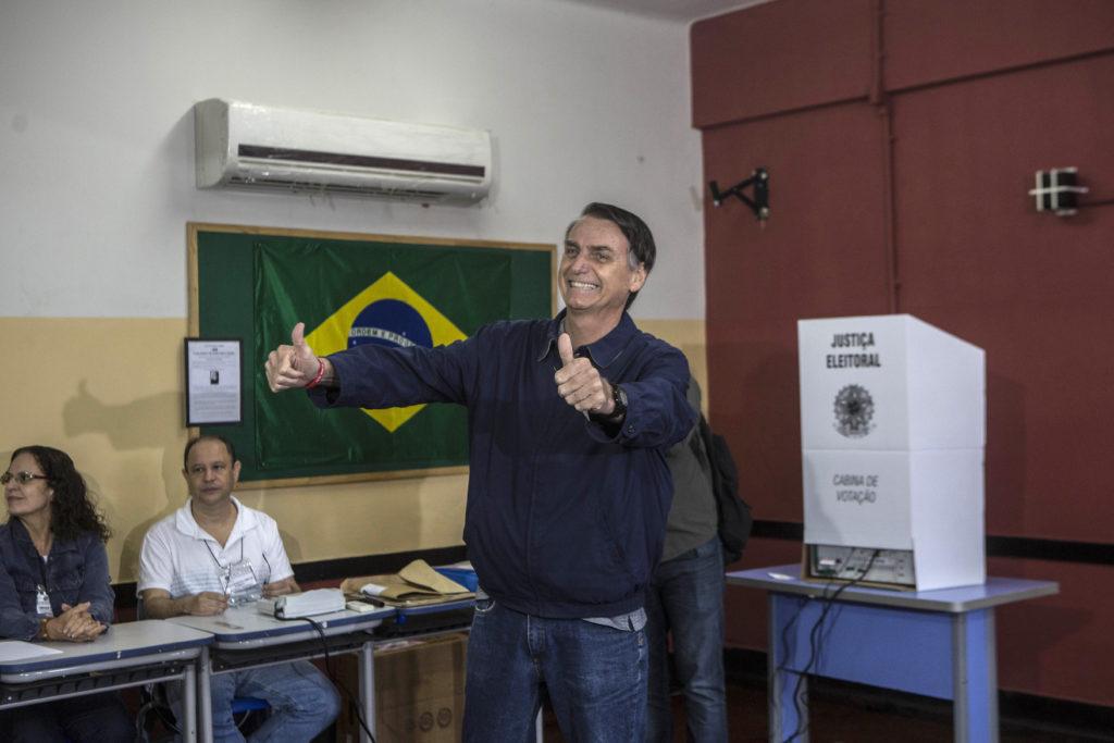Como o exterior viu as eleições no Brasil