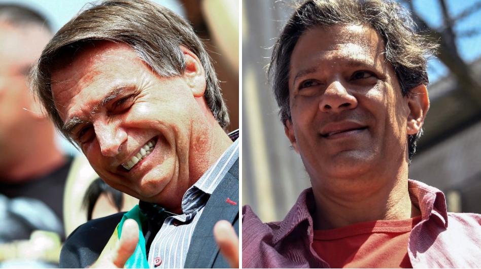 As armas de Bolsonaro e Haddad no segundo turno da eleição