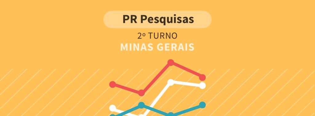 Paraná Pesquisas: Bolsonaro tem 69,6% dos votos válidos em Minas Gerais