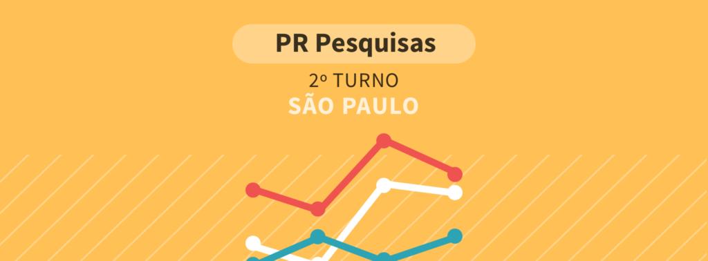 Paraná Pesquisas mostra Bolsonaro com 69,1% dos votos válidos em São Paulo