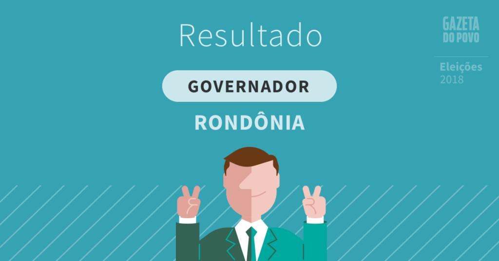 Expedito Júnior e Coronel Marcos Rocha vão ao segundo turno na disputa pelo governo de Rondônia