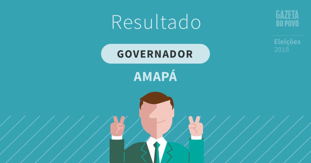 Waldez Góes disputa com João Capiberibe o governo do Amapá no segundo turno