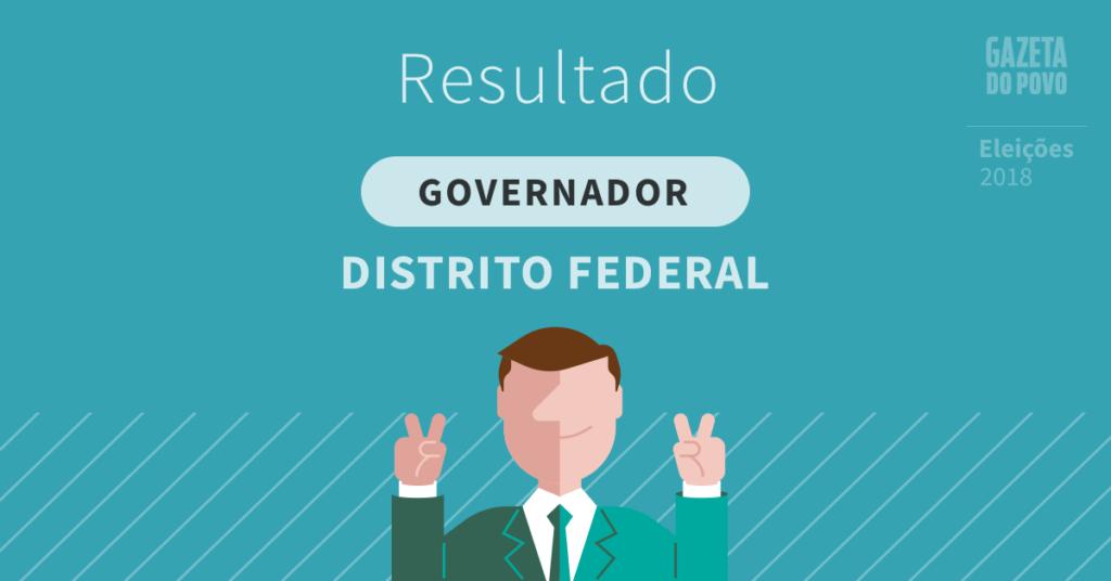 Ibaneis (MDB) é eleito governador do Distrito Federal no 2º turno