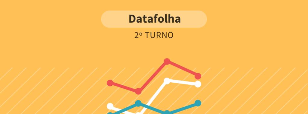 Datafolha Presidente: Bolsonaro tem 56% e Haddad 44%