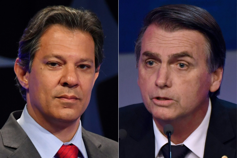 Candidatos à Presidência encerram propaganda na TV com ataques