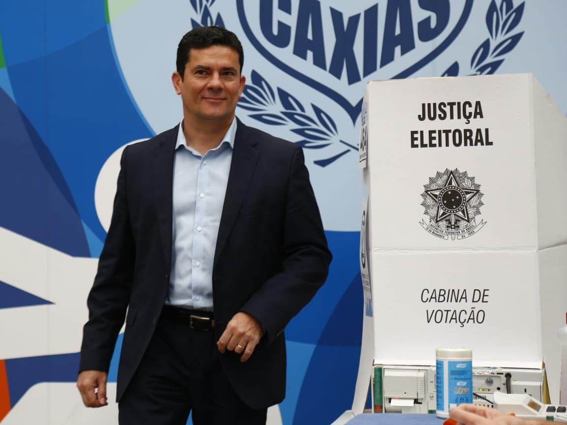 """Moro deseja a Bolsonaro """"um bom governo"""" e recomenda reformas """"com diálogo"""""""