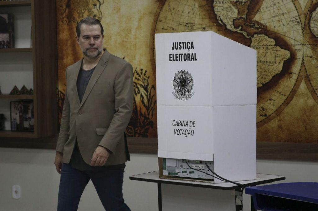 Toffoli diz que próximo presidente deve respeitar a Constituição