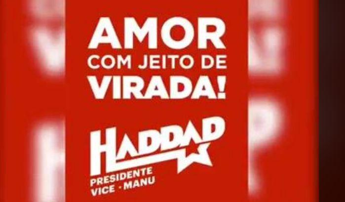 Justiça determina exclusão de vídeos de apoio a Haddad com música do Kid Abelha