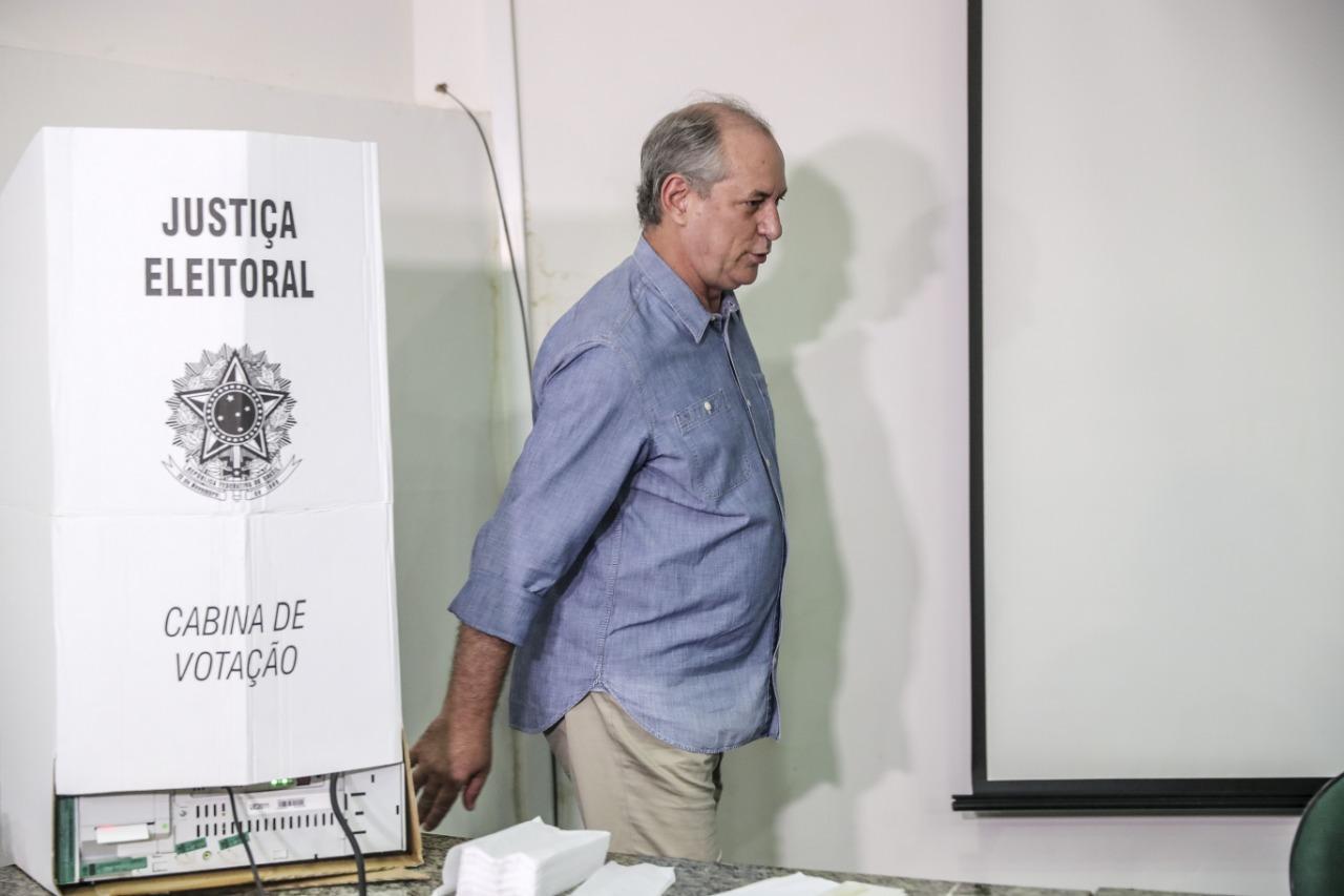 """Ciro Gomes: """"Não quero fazer campanha para o PT nunca mais"""""""