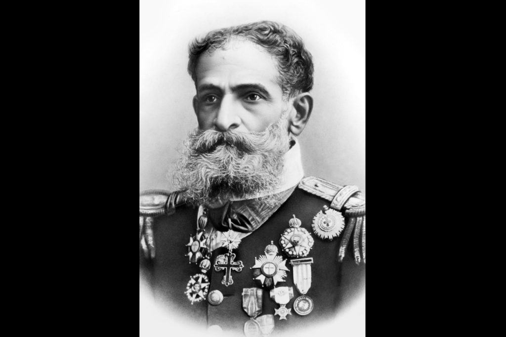Marechal Deodoro um dos presidentes militares do Brasil