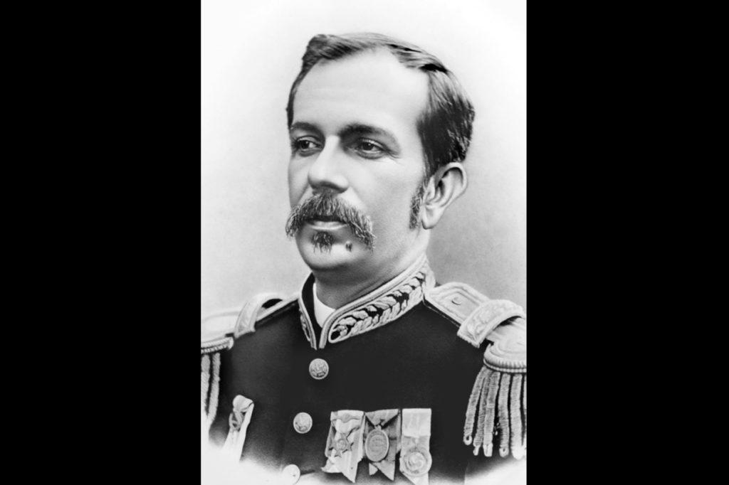 Marechal-Floriano um dos presidentes militares do Brasil