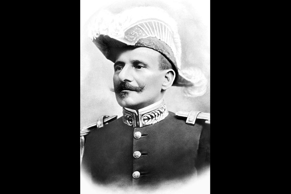 Hermes-da-Fonseca um dos militares do Brasil