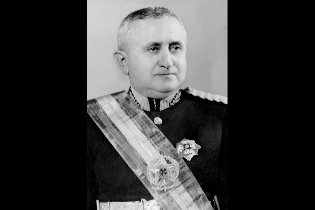Eurico-Gaspar-Dutra um dos presidentes militares do Brasil