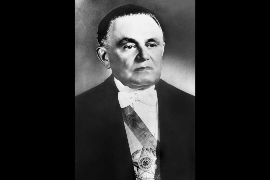 Humberto-Castelo-Branco um dos presidentes militares do Brasil
