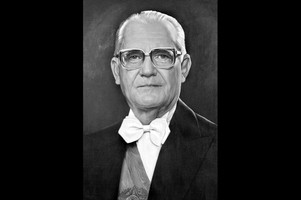 Ernesto-Geisel um dos presidentes militares do Brasil