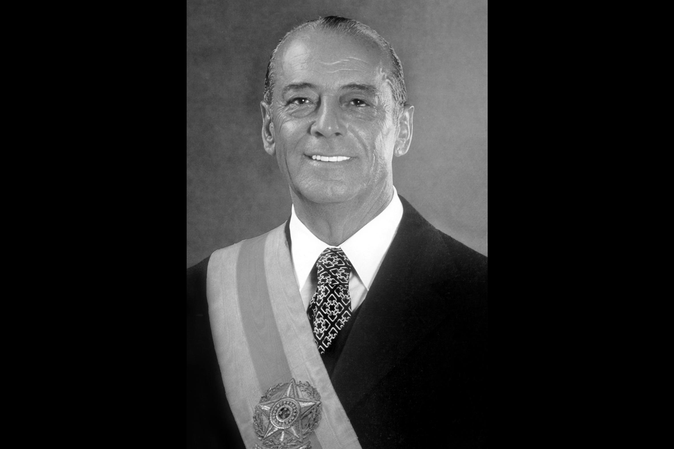 João-Figueiredo um dos presidentes militares do Brasil