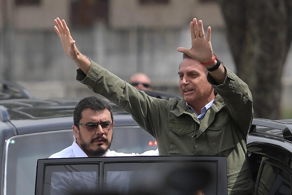 Bolsonaro vence o 2.º turno e se elege presidente do Brasil