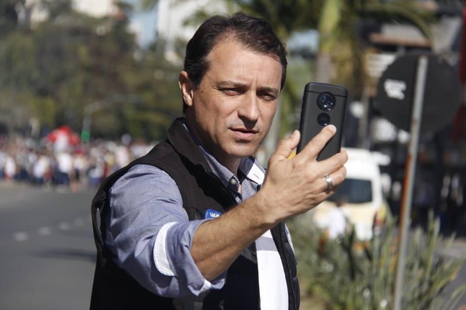 Comandante Moisés, do PSL de Bolsonaro, tinha 1% no Ibope. Foi eleito governador de Santa Catarina