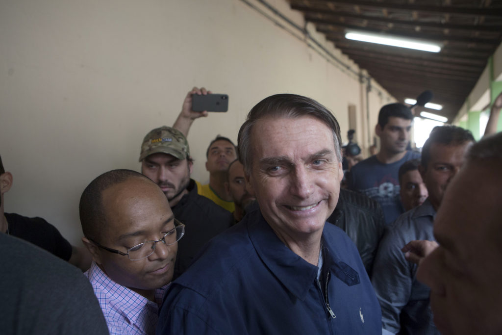 A repercussão da vitória de Jair Bolsonaro entre os líderes mundiais: teve até cumprimento de Maduro