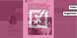 Reuniões com partidos fazem parte das atribuições da missão de observação da OEA